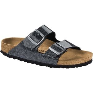 Birkenstock Shoes - Birkenstock Arizona Galaxy Cosmic Glitter 2 Strap